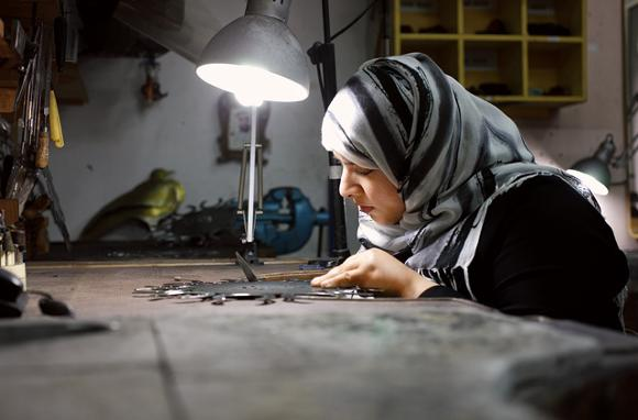 Designing jewellery that reflects the region's culture