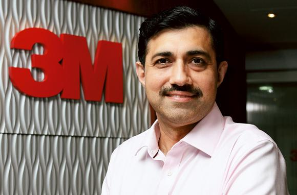 3M VP on his life, work and dreams - Friday Magazine