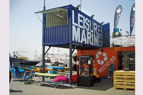 Amazing container homes and offices made in UAE - Friday