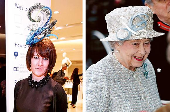 Rachel Trevor-Morgan  the Queen s milliner - Friday Magazine 30730a1ce7a