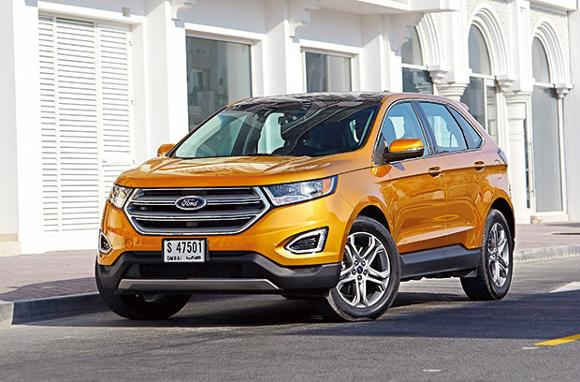 Ford Edge Titanium Review