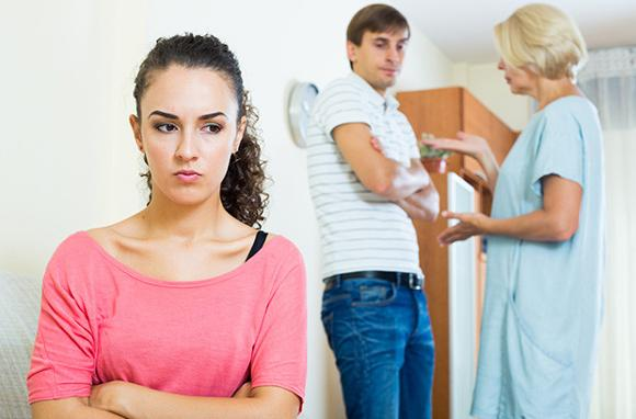 Ask the expert: my in-laws are controlling our lives