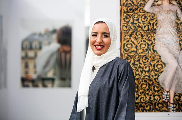 Jazia Al Dhanhani Ceo Of Dubai Design And Fashion Council Tells Us What She Has Planned For The Fashion Industry In Dubai Friday Magazine
