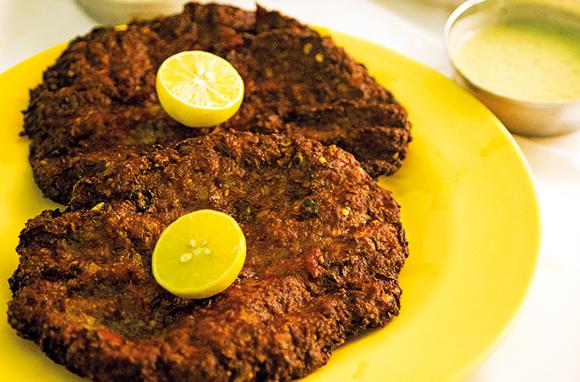 Flipping out over Sharjah's Dh4 chappli kebab - Friday Magazine