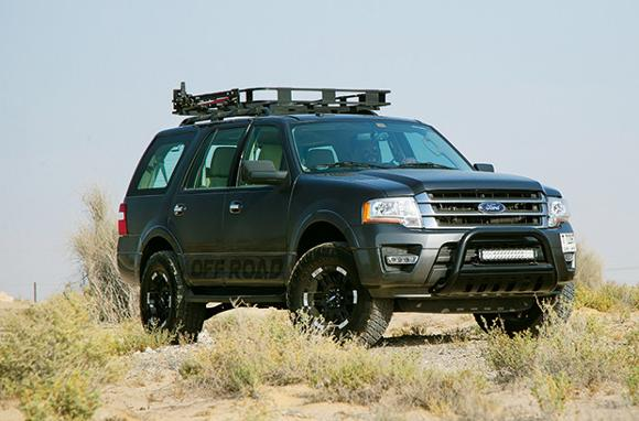 Ford Expedition Safari Review
