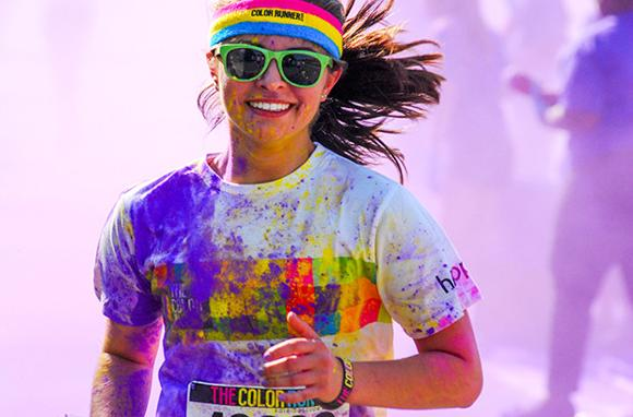 The color run is coming back to dubai friday magazine the color run is coming back to dubai publicscrutiny Gallery