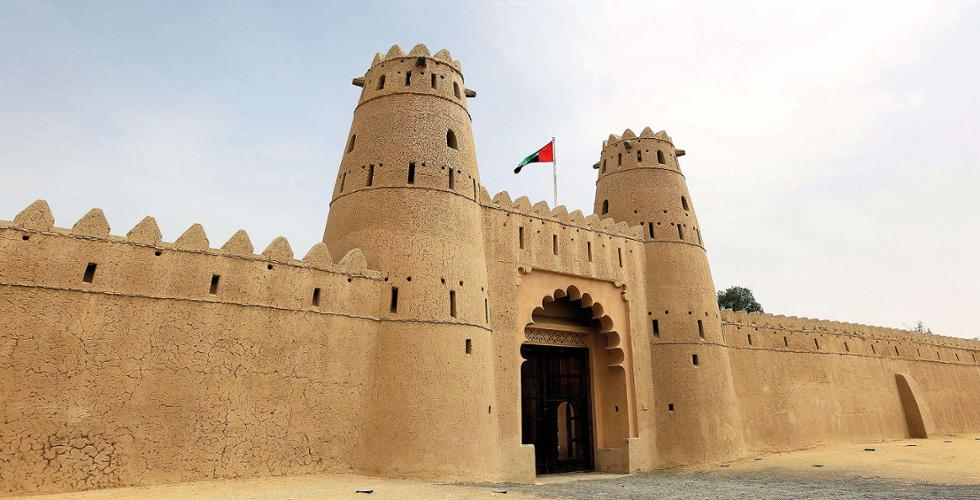In al ain history is told in mud and palms friday magazine for Diwan roundabout al ain