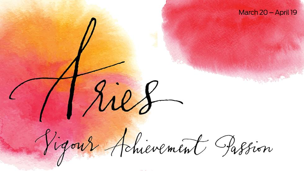 Aries: Your year ahead in life, love, money and health - Friday Magazine