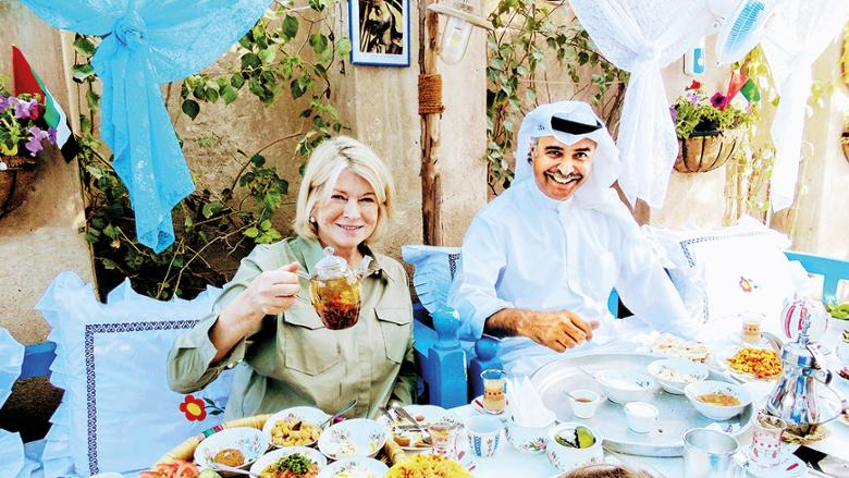 The history and charm of Dubai's Arabian Tea House - Friday Magazine