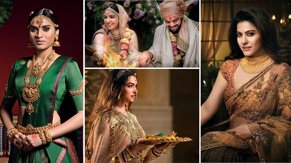 cb81b1bc8331 How Bollywood is setting bridal jewellery trends - Friday Magazine