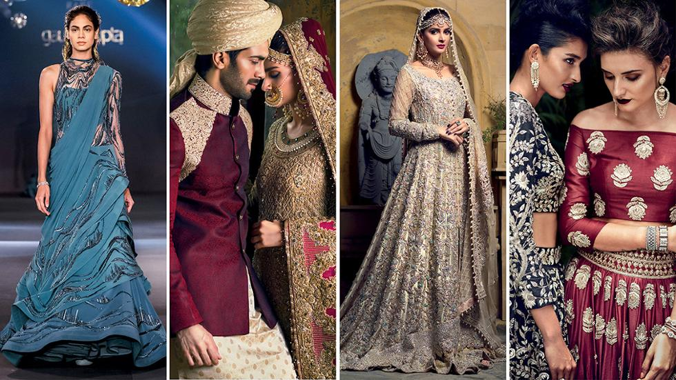 a4f1f51e76 The ultimate bridal wear trends guide for 2018 - Friday Magazine