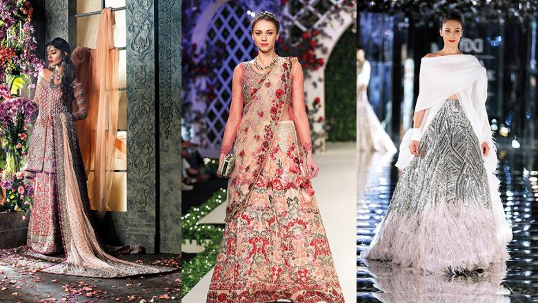 The Ultimate Bridal Wear Trends Guide For 2018 Friday Magazine