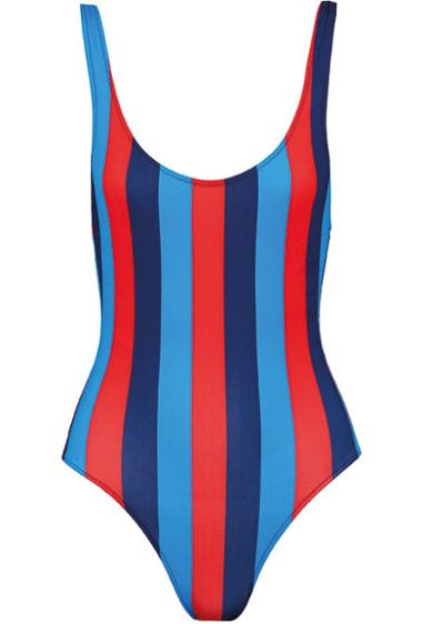 70fde413697b8 The return of one-piece swimsuits  Summer 2018 s hottest trend ...