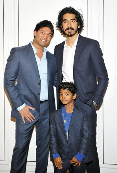 Saroo Brierley on his life journey that inspired Lion