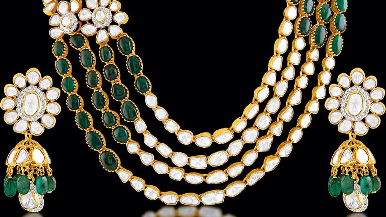 77946a5d4 Dazzling ensembles: must-have jewellery pieces this Diwali - Friday ...