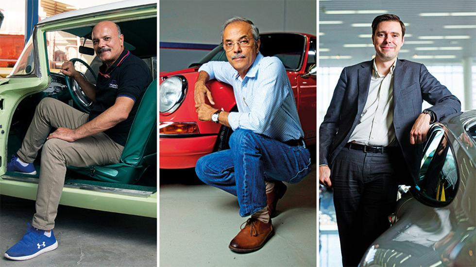 A Passion In Top Gear Uae S Classic Car Collectors Friday Magazine