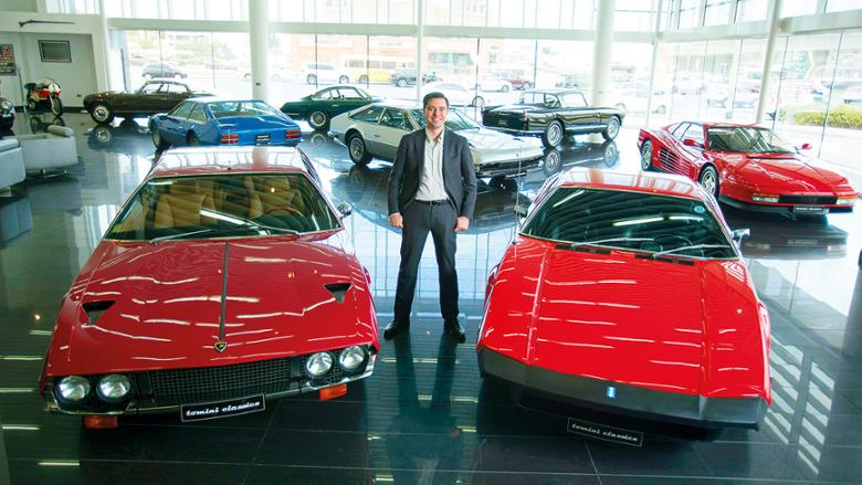 A passion in top gear: UAE's classic car collectors - Friday