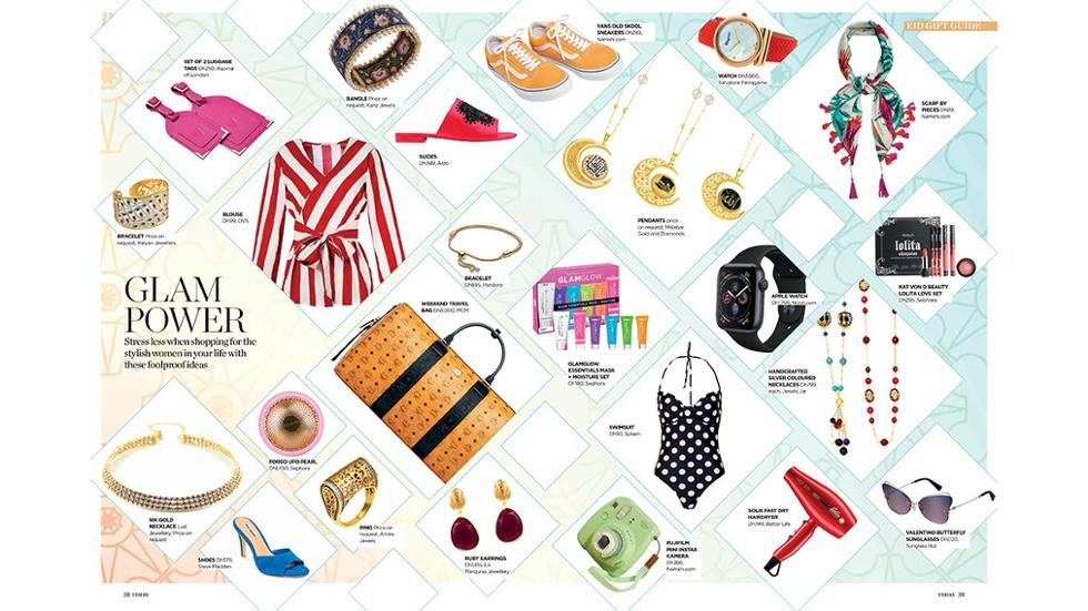 45ee36819f Glam power: Eid gift guide for women - Friday Magazine