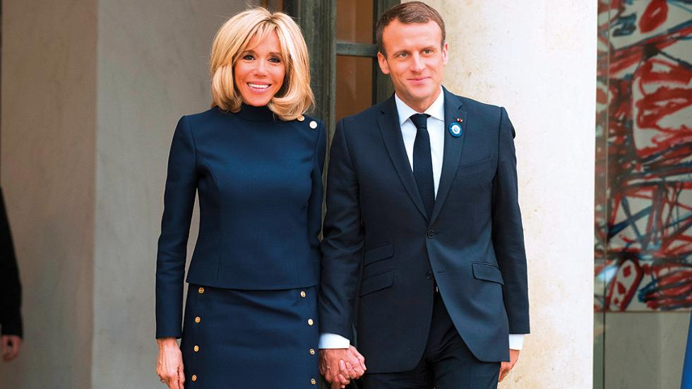 A Most Unlikely Romance The French President S Unconventional Love Story Friday Magazine