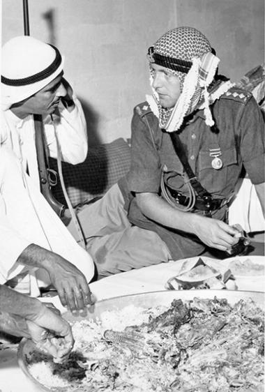 A Trucial Oman Scout's fond memories of great leaders and a