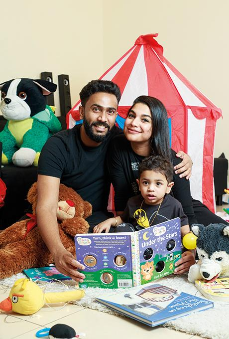 Are bedtime stories in decline? These UAE parents are