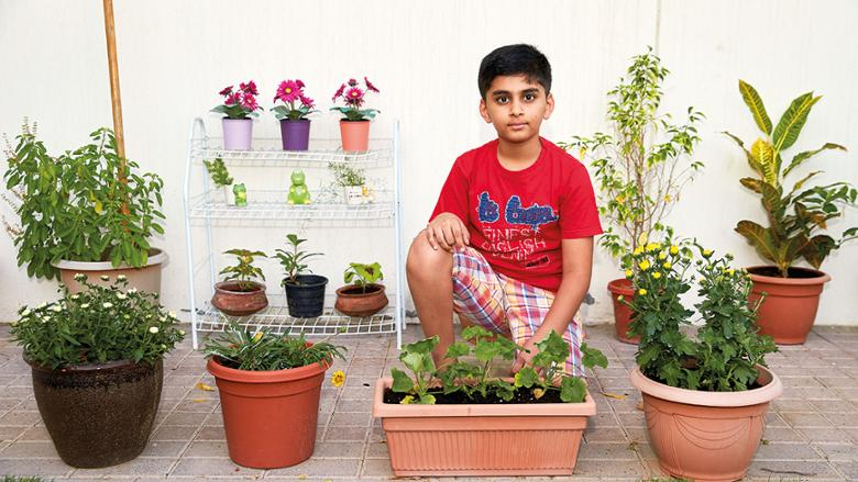 Miracle Gardens It S A Year Round Bloom At These Dubai Green Thumbs Homes Friday Magazine
